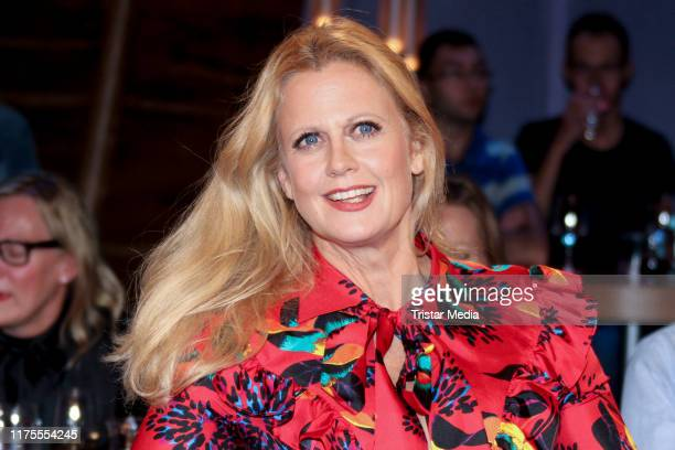 Barbara Schoeneberger during the NDR talk show on September 13 2019 in Hamburg Germany