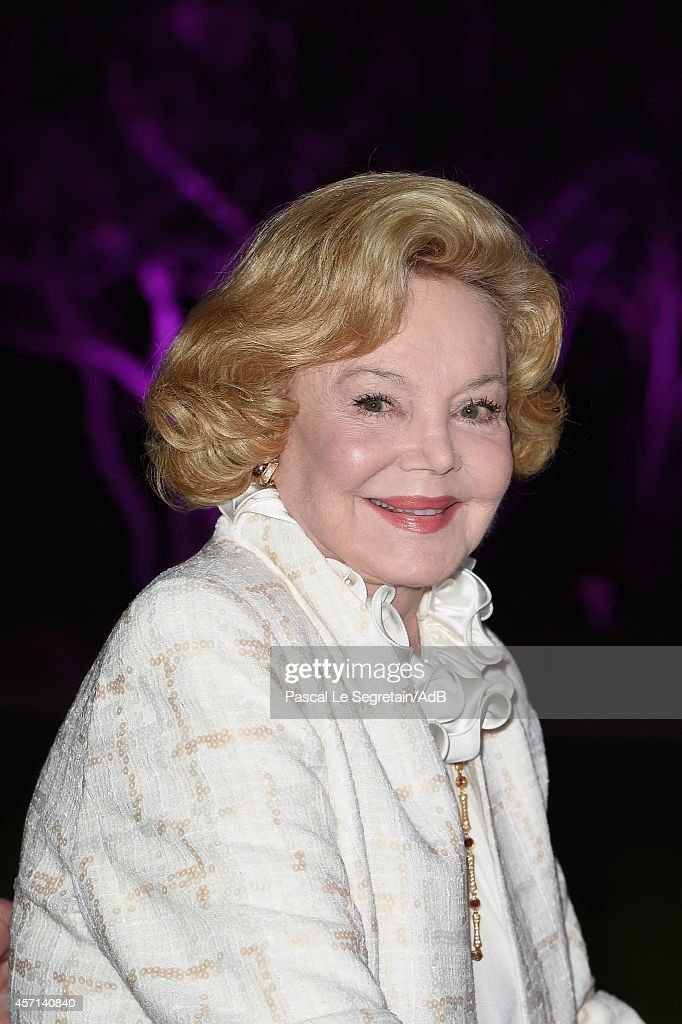 Barbara Sinatra arrives to attend 'Prince Albert II of Monaco's Foundation' Award Ceremony on October 12, 2014 in Palm Springs, California.