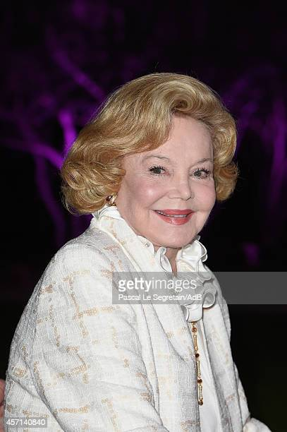 Barbara Sinatra arrives to attend 'Prince Albert II of Monaco's Foundation' Award Ceremony on October 12 2014 in Palm Springs California