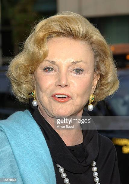 Barbara Sinatra attends a tribute to the late director Billy Wilder May 1, 2002 at the Motion Picture Academy in Beverly Hills, CA.