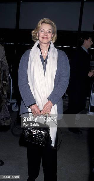 Barbara Sinatra during Barbara Sinatra Sighting at Los Angeles International Airport January 15 1999 at Los Angeles International Airport in Los...