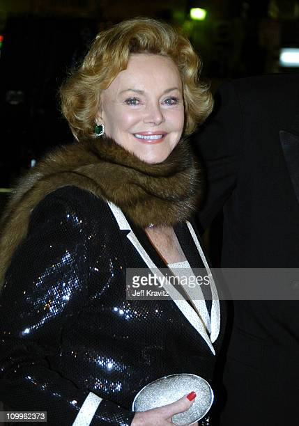 Barbara Sinatra during Ocean's Twelve Los Angeles Premiere Arrivals at Grauman's Chineese Theater in Los Angeles California United States