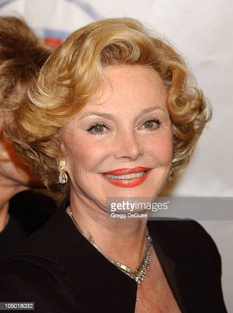 Barbara Sinatra during The 15th Carousel Of Hope Ball Arrivals at Beverly Hilton Hotel in Beverly Hills California United States