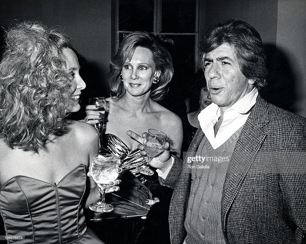 """Party for Barbara Sloan's Publication of """"Blonds"""" - November 15, 1984"""