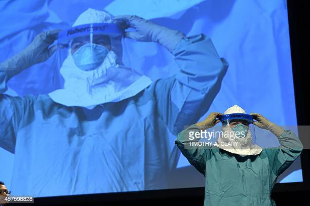 Barbara Smith RN Mount Sinai Health Sysytems and Bryan Christiansen MD Center for Disease Control and Prevention Infection Control Team for the Ebola...