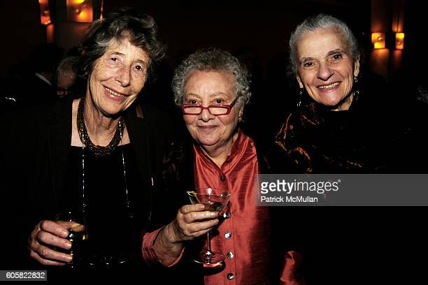 Barbara Steinberg Elly Korman and Ellen PetersonLewis attend THE CARING COMMUNITY 2006 GALA Dinner Dance and Silent Auction at Tribeca Rooftop on...