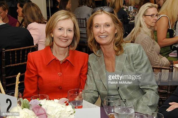 Barbara Stovall Smith and Lis Waterman attend SOUTHAMPTON FRESH AIR HOME/BLOOMINGDALES Designer Fall/Winter 2008 Fashion Presentation and Luncheon at...