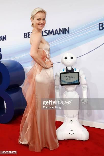 Barbara Sturm attends the 'Bertelsmann Summer Party' at Bertelsmann Repraesentanz on June 22 2017 in Berlin Germany