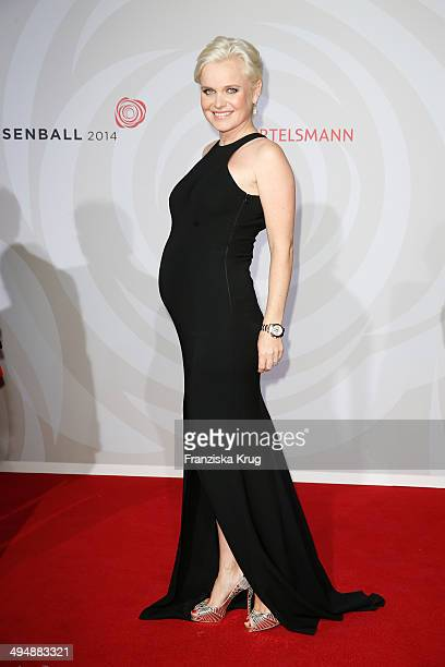 Barbara Sturm attends the Rosenball 2014 on May 31 2014 in Berlin Germany