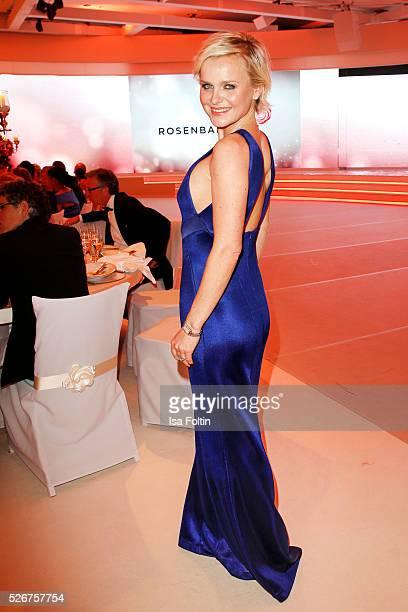 Barbara Sturm attends the Rosenball 2016 on April 30 2016 in Berlin Germany