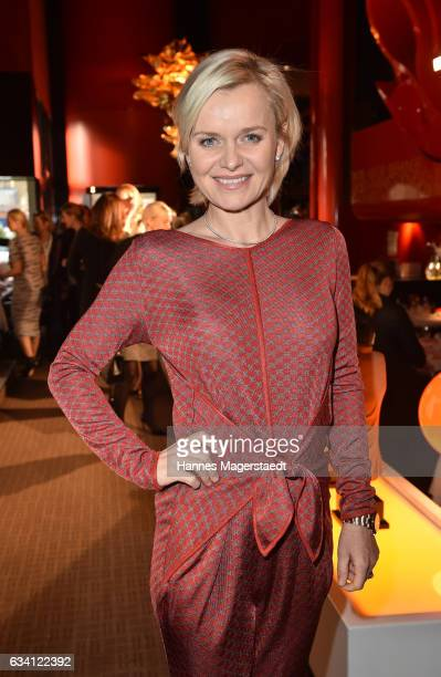 Barbara Sturm during the 'DKMS Life Charity Ladies Lunch' at Tantris Restaurant on February 7 2017 in Munich Germany