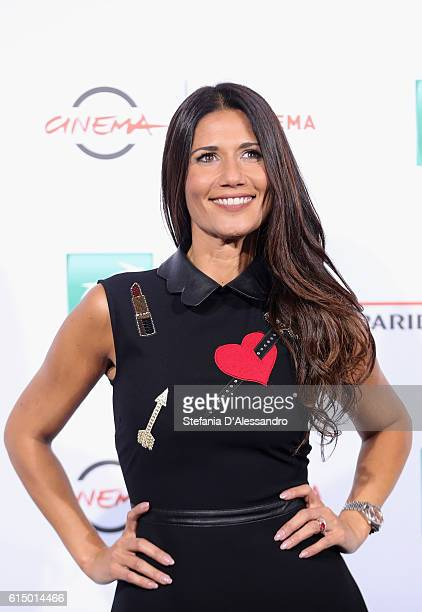 Barbara Tabita attends a photocall for 'Mariottide' during the 11th Rome Film Festival at Auditorium Parco Della Musica on October 16 2016 in Rome...