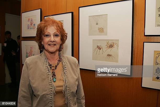 Barbara Takamoto the widow of the legendary animator Iwao Takamoto attends the 12th Marc Davis Celebration of Animation Drawing on the Future...