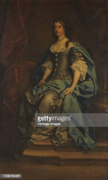 Barbara Villiers Duchess of Cleveland Artist Workshop of Sir Peter Lely