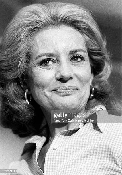 Barbara Walters shows million-dollar smile during last working day at NBC. She has taped enough shows to last unitl September. Later, she was feted...