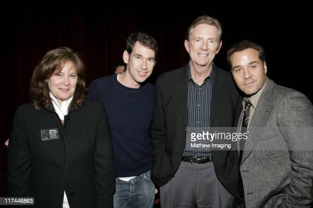 Barbara Wellner, Doug Ellin, Creator and Executive Producer, Dick Askin, Chairman and CEO of The Television Academy and Jeremy Piven *EXCLUSIVE*