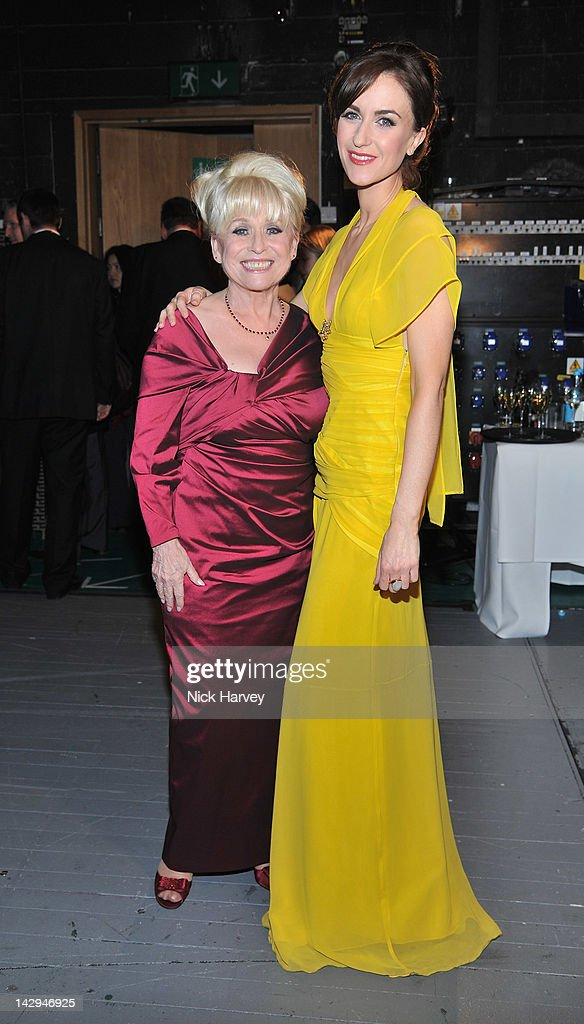 Olivier Awards 2012 - Press Room