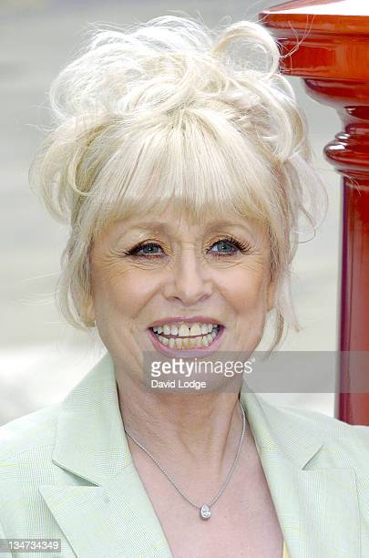 Barbara Windsor during Postman of the Year Award 2005 Photocall at The Phoenix Centre in London Great Britain