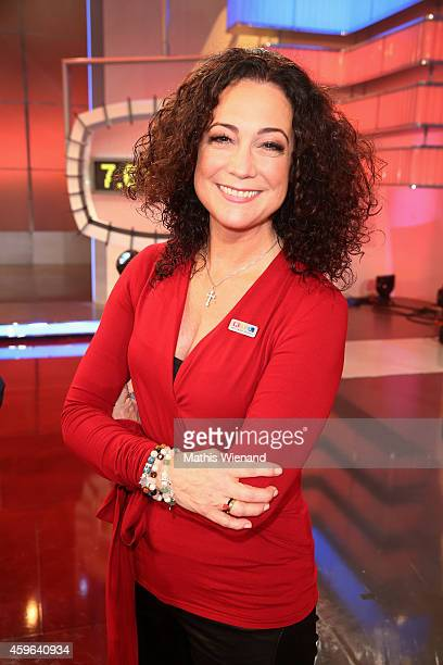 Barbara Wussow attends the RTL Telethon 2014 on November 21, 2014 in Cologne, Germany.