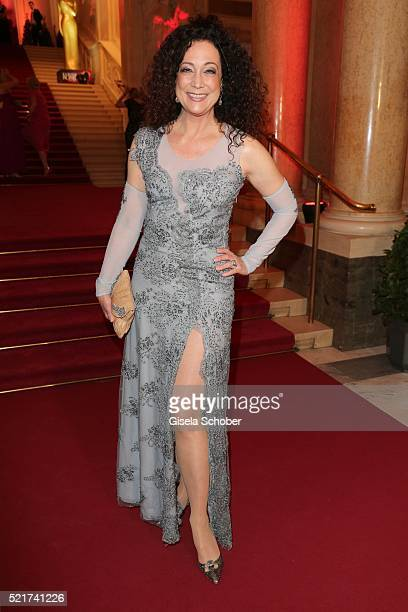 Barbara Wussow during the 27th ROMY Award 2015 at Hofburg Vienna on April 16 2016 in Vienna Austria