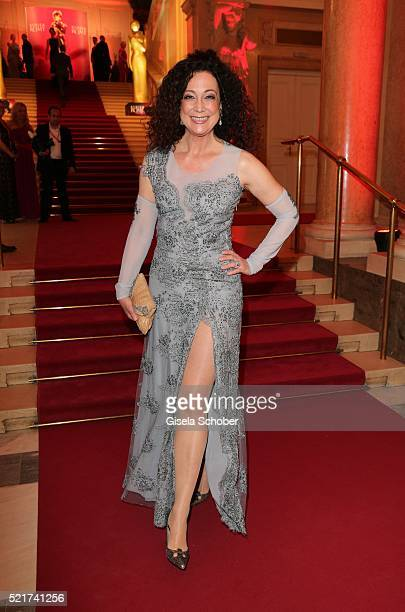 Barbara Wussow during the 27th ROMY Award 2015 at Hofburg Vienna on April 16 2016 in Vienna Austria