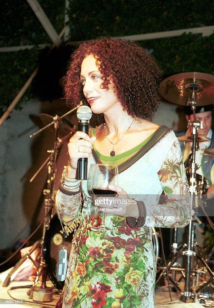 Barbara Wussow (Ehefrau Von A L B E R T F O R T E L L), Vorab Fe