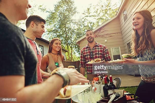 Barbecue bash