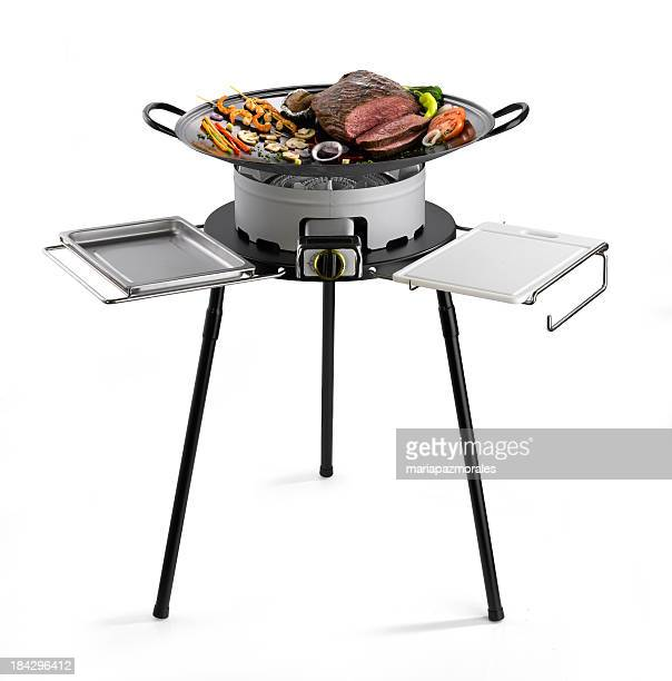Au barbecue