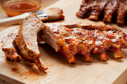 Barbecue Ribs 185220401