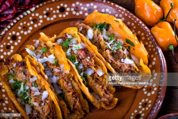 barbecue taco - mexico stock pictures, royalty-free photos & images