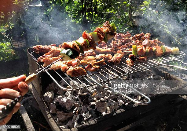 Barbecued pork