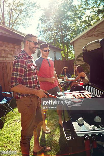 Barbecues are the best!