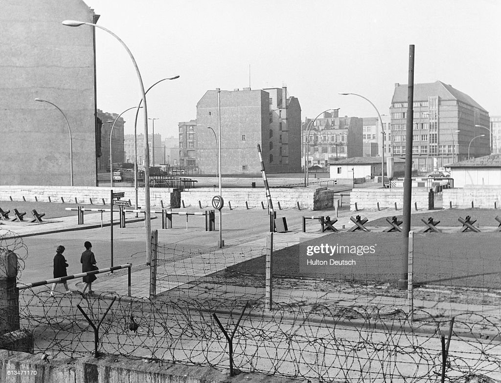 Checkpoint Charlie Pictures | Getty Images