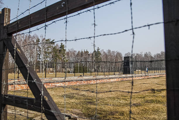 Former Nazi German Concentration Camp Stutthof in Sztutowo Pictures ...