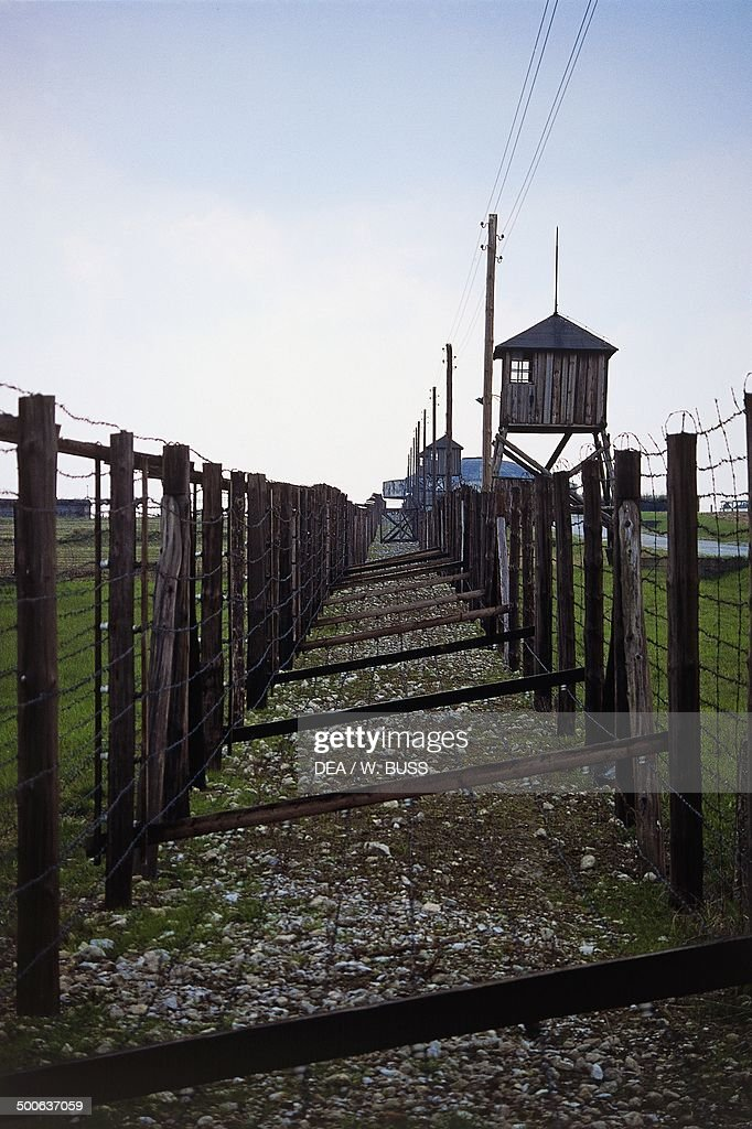 barbed wire fence concentration camp. Barbed Wire Fence Around Majdanek Concentration Camp, Near Lublin, Poland. Camp