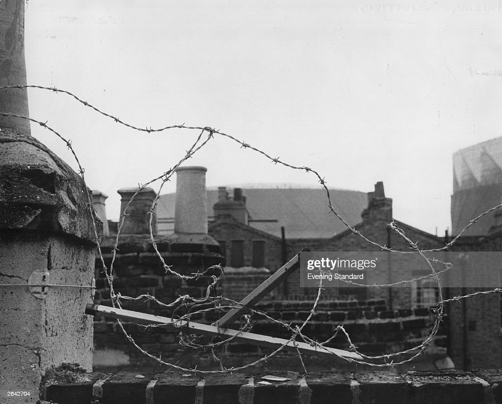 Comfortable Barbed Wire Wound Ideas - Electrical and Wiring ...
