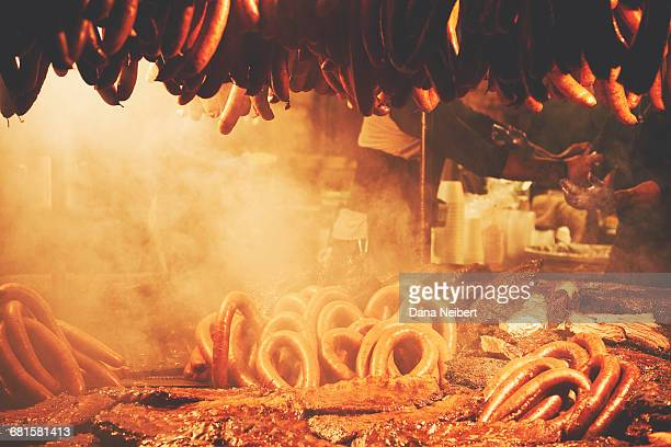 barbeque pit in texas - texas stock pictures, royalty-free photos & images