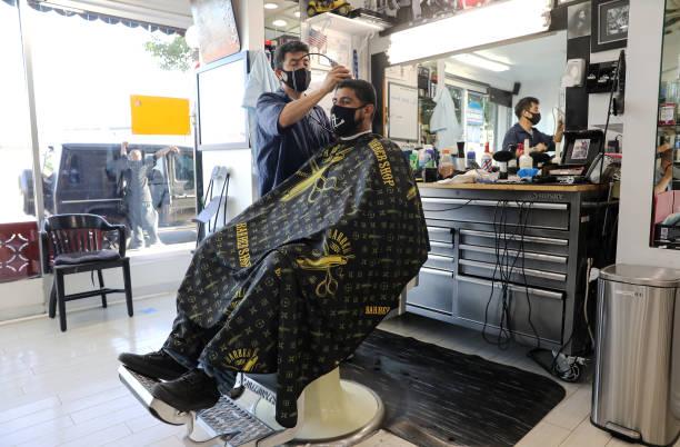 USA: California Re-Closes Segments Of Economy As Coronavirus Cases Continue To Rise