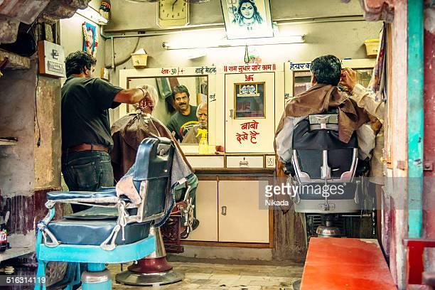 Barbearia em Jodhpur, Índia