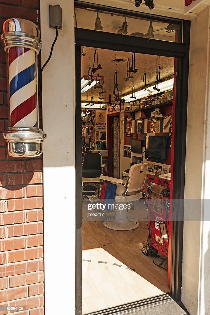 Barber Shop : Stock Photo