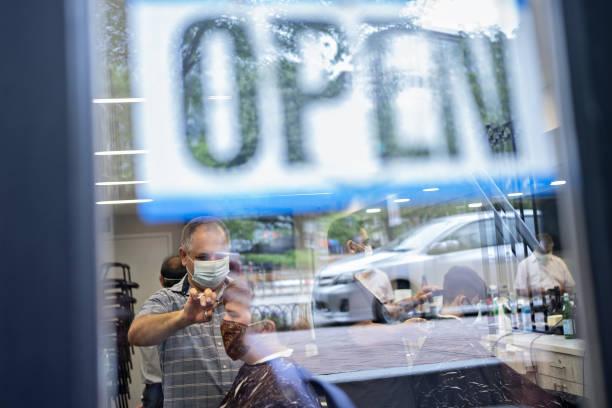DC: Washington Region Begins Reopening Efforts
