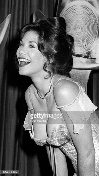 Barbi Benton attends 16th Annual Academy of Country Music Awards on April 30 1981 at the Shrine Auditorium in Los Angeles California