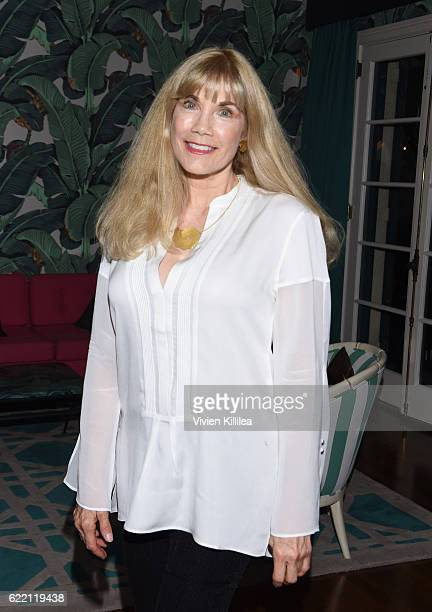 Barbi Benton attends TWCDimension Celebrates The Cast And Filmmakers Of Gold on November 9 2016 in Los Angeles California