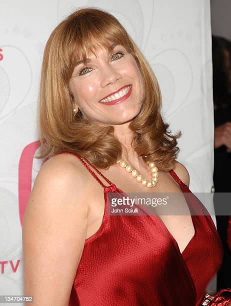 Barbi Benton during 5th Annual TV Land Awards Arrivals at Barker Hanger in Santa Monica CA United States