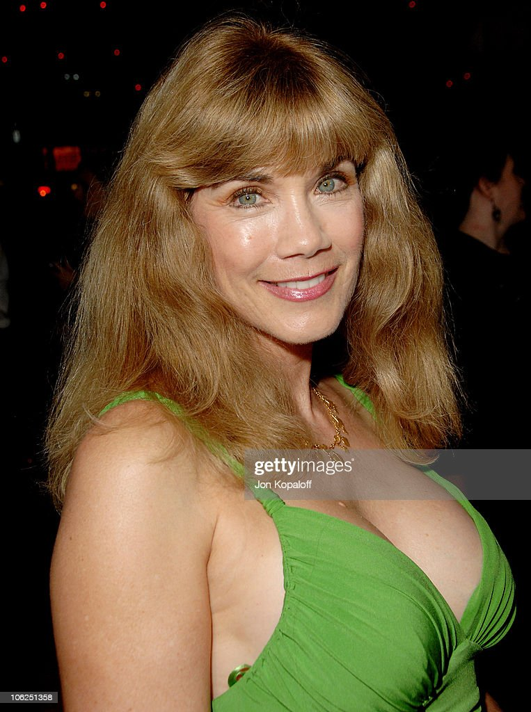 Barbi Benton during 'Rocky Balboa' World Premiere - Arrivals at Chinese Theatre in Hollywood, California, United States.