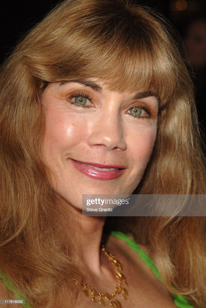 Barbi Benton during 'Rocky Balboa' World Premiere - Arrivals at Grauman's Chinese Theatre in Hollywood, California, United States.