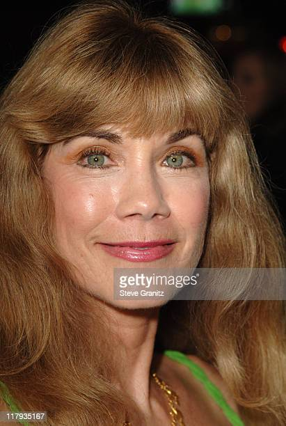 Barbi Benton during Rocky Balboa World Premiere Arrivals at Grauman's Chinese Theatre in Hollywood California United States