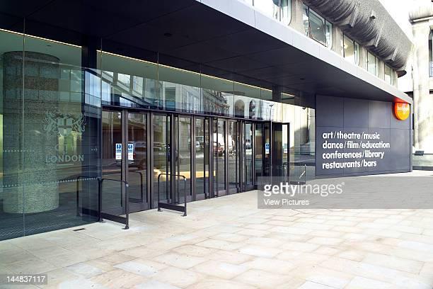 Barbican Centre, Silk Street, London, Ec2, United Kingdom, Architect: Ahmm Allford Hall Monaghan Morris/ Chamberlin Powell And Bon The Barbican...