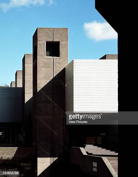 Barbican Estate 1982, Silk Street, London, Ec2, United Kingdom, Architect: Chamberlin Powell And Bon Barbican Centre Chamberlin Powell And Bon...