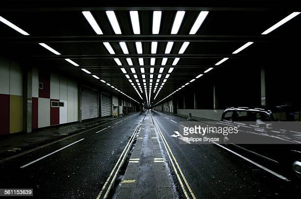 Barbican tunnel
